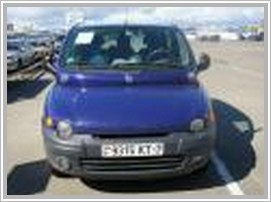 Fiat Multipla 1.6 95 Hp