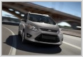 Ford C-MAX 1.8 MT