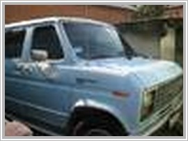 Ford Econoline 4.6 i XL 218 Hp