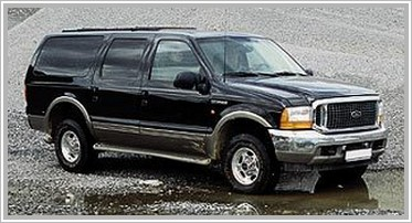 Ford Excursion 7.3 TD 238 Hp