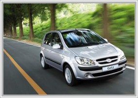 Hyundai Getz II 1.4 AT 5D