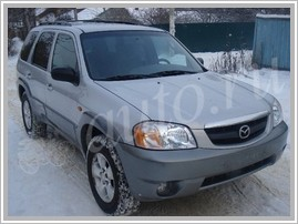 Mazda Tribute 2.0 4WD