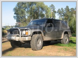 Nissan Patrol 2005-2009 3.0 AT