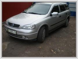 Продаю Opel Astra 3dr 1.6 MT