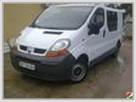 Renault Trafic Fourgon 2.0