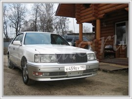 Toyota Crown 2.5 200 Hp